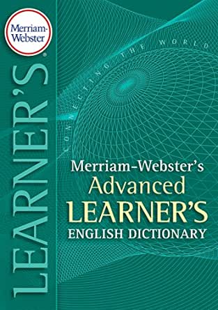 merriamwebsters collegiate dictionary edition hardc