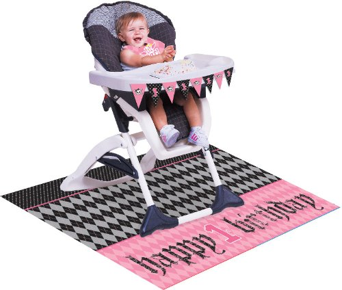 Creative Converting Angel First Birthday High Chair Kit
