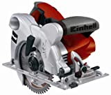 Einhell EINRTCS165 240V Circular Saw with 54mm Maximum Depth of Cut   Maximum EINRTCS165 Einhell Depth circular 54mm 240V