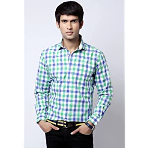 Allen Solly Shirts Green|40