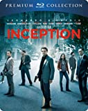Inception - Premium Collection Steelbook (Blu-ray + UV Copy) [2012] [Region Free]