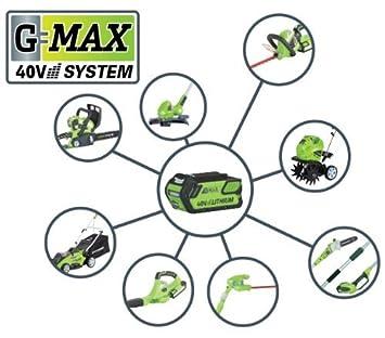 21107 2500107 Batterie 3000 mAh 40 V Li-Ion POUR GREENWORKS 2500007 2500207