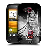 Head Case Designs London Bridge England Best of Places Hard Back Case Cover for HTC Desire C