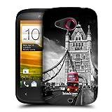 Head Case Designs London Bridge England Best of Places Hard Back Case Cover for HTC Desire C