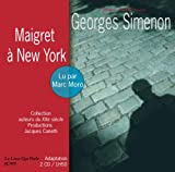 echange, troc Georges Simenon - Maigret à New York