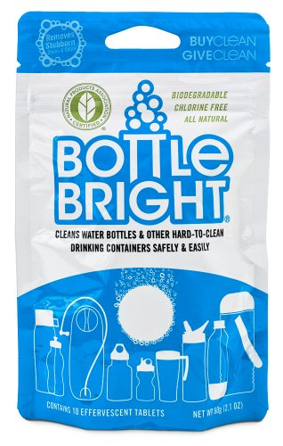 Bottle Bright 10 Count Pouch, 1 Pack