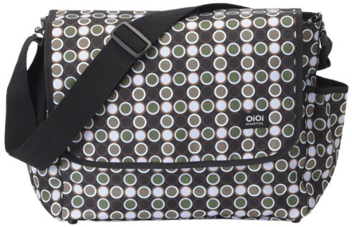 oioi-essentials-bionic-dot-messenger-baby-changing-bag-caviar