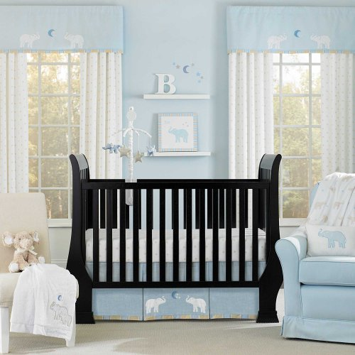 Baby Elephant Bedding 2532 front
