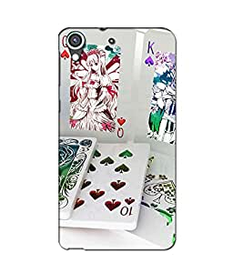 HTC DESIRE 626 COVER CASE BY instyler
