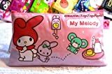 Authentic Sanrio My Melody Pencil Case Cosmetic Bag Pouch Purse