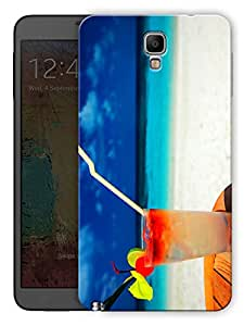 "Humor Gang Beach And Cooler Printed Designer Mobile Back Cover For ""Samsung Galaxy Note 3 Neo"" (3D, Matte, Premium Quality Snap On Case)"