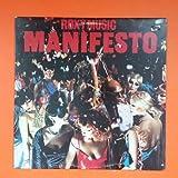 ROXY MUSIC Manifesto 1979 Atco SD 38 114 LP Vinyl VG+ Cover VG+