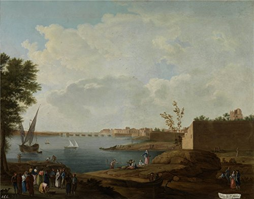 the-perfect-effect-canvas-of-oil-painting-sanchez-mariano-ramon-vista-del-puerto-de-santa-maria-1781