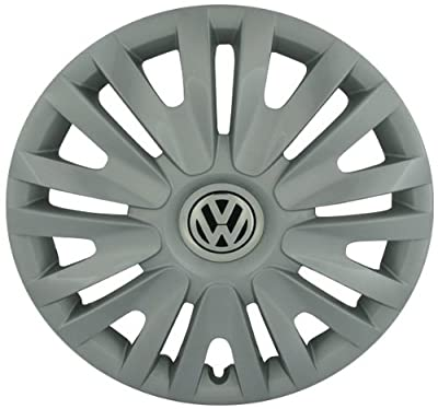 Volkswagen - 5K0601147FVZN Golf 15 Inch New Factory Original Equipment Hubcap