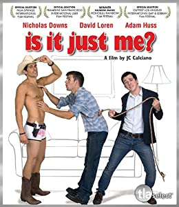 Is It Just Me [Blu-ray]