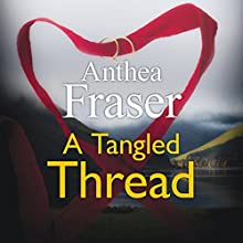 A Tangled Thread Audiobook by Anthea Fraser Narrated by Penelope Freeman