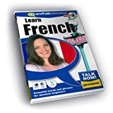 Talk Now! Learn French. CD-ROM: Essential Words and Phrases for Absolute Beginnersby EuroTalk