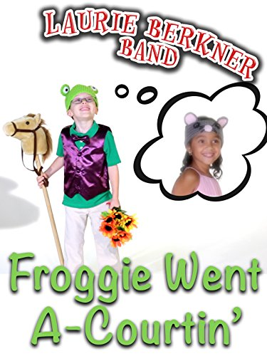 """Froggie Went A-Courtin'"" Music Video by Laurie Berkner"