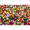Sunbursts - Rainbow Colored Chocolate Covered Sunflower Seeds - 2 Pounds