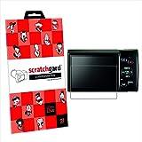 Original Scratchgard Ultra Clear Screen Protector For Canon IXUS 180
