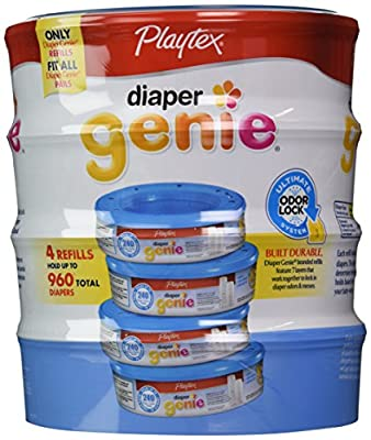 Playtex Diaper Genie Value Pack (240x4)