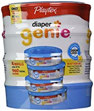 Playtex Diaper Genie Value Pack (240×4)