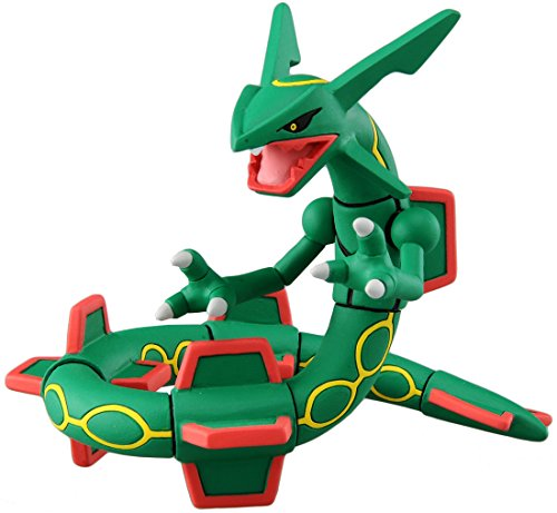 "Takaratomy Hyper Size HP-04 Official Pokemon X and Y Figure - 3"" Rayquaza - 1"