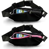 Bum Bag Waist Money Pouch Hip Fanny Pack Sports Running Belt for Smart Phones