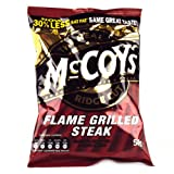 McCoys Flame Grilled Steak 6 Pack 150g