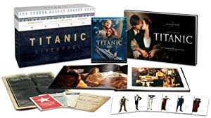 Titanic Collector's Edition (Four-Disc Combo: Blu-ray 3D / Blu-ray / Digital Copy) (Amazon Exclusive)