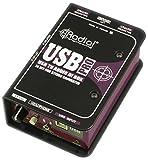 Radial ラジアル ステレオUSB DIボックス USB-Pro 【国内正規輸入品】