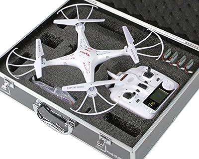 HMF Transportkoffer für X5C , X5SC , X5 Syma Drohnen
