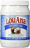 LouAna Pure Coconut Oil (30 fl oz) All Natural