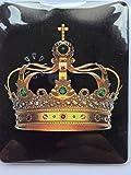 Maranda Ti Mi Torch Crown Jewels Queen Handy Handbag Purse Flashlight MT145