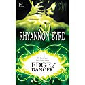 Edge of Danger Audiobook by Rhyannon Byrd Narrated by Lola Holiday