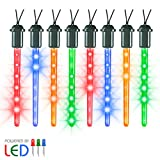 Gemmy Shooting Star Light String - Tubed Multi Color