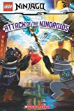img - for LEGO Ninjago: Attack of the Nindroids book / textbook / text book