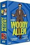 echange, troc Coffret Woody Allen 4 DVD : Hollywood Ending / Anything Else - La Vie et tout le reste / Lily la Tigresse / Le sortilège du Sc