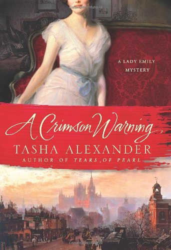 Image of A Crimson Warning: A Lady Emily Mystery (Lady Emily Mysteries)