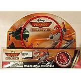 Disney Planes Fire & Rescue Basketball Hoop Set