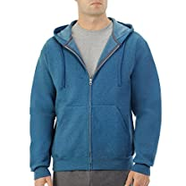 Fruit of the Loom Men's Full Zip Hoodie