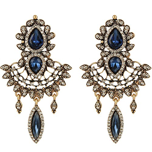 EleQueen-Womens-Austrian-Crystal-Art-Deco-Chandelier-Bridal-Teardrop-Earrings