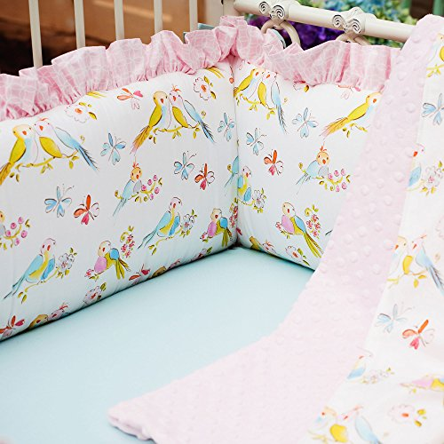 Love Bird Crib Bedding