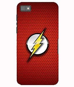 Astrode Flash 04 Back Case For Blackberry Z10