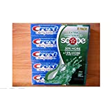 Crest Complete 5pack Multi Benefet Toothpaste, Advantage Whitening Plus Scope.8.2 Oz Each Tube