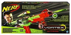 Hasbro 32218983 - Nerf Vortex Nitron - deutsche Version