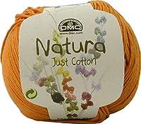 DMC Natura Just Cotton - Safran (N47)