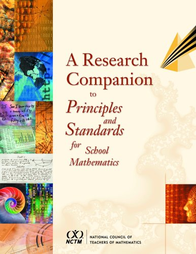 A Research Companion to Principles and Standards for...
