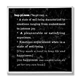 Home Decor Collection Stupell Happiness Wall Plate Inspiration Set