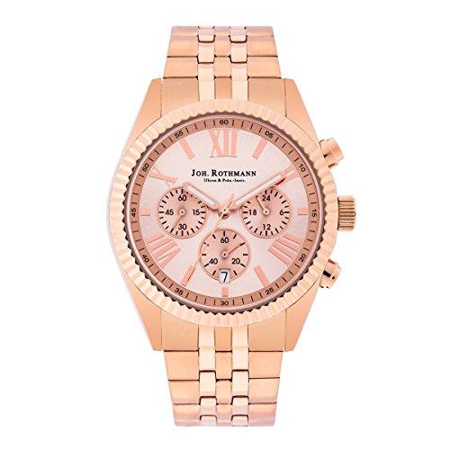 joh-rothmann-orologio-da-uomo-orologio-da-donna-co-3-acciaio-inossidable-5-atm-iprg-10030033